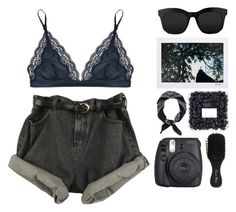 """""""Dark and sunny"""" by constellvtion ❤ liked on Polyvore featuring NOVICA, STELLA McCARTNEY, Topman, Fuji and Less is More"""