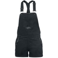 PU Bib - Black Premium by EMP, 39,99€