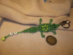 porte-clé crocodile pour Jules