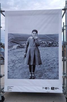 """""""Dulce nada"""" Vanessa Winship. Exposición Colectiva """"Premios Descubrimientos PHE. 1998-2014"""" #Matadero #Madrid. #Fotogafía #Photography #PHE15 #PHOTOESPAÑA #Arterecord 2015 https://twitter.com/arterecord"""