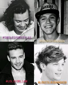 My edit for Project #LAUGHSFOROURBOYS