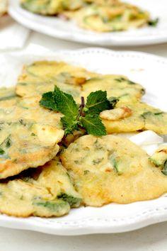 Les Cuisines de Garance: Les Beignets ou fritelle aux courgettes {aux Dunes de Prunete }