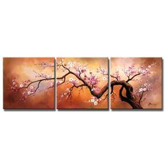 Cherry tree Sakura art