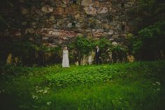 Creative wedding portraits / Johanna Hietanen