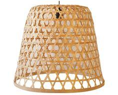 Bamboo Hanging Lamp - Lighting   Weylandts South Africa