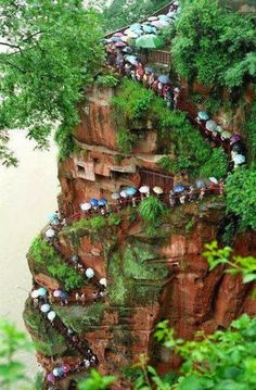 Leshan- Sechuan, China