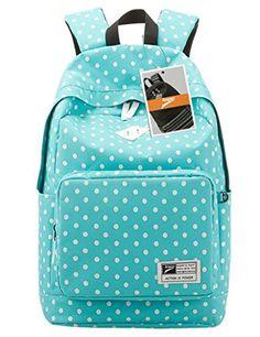 Amazon.com   Leaper Korean Lightweight Canvas Laptop Backpack Shoulder Bag  Purse Case 3PCS Beige   Kids  Backpacks 259b789a02