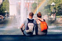 https://flic.kr/p/MQygki | Rainbow Head | Fujifilm X-Pro2 Fujinon XF 35mm F/2 (~50mm equiv)  lanolan.com instagram.com/lanolan  twitter.com/lanolan 500px.com/lanolan