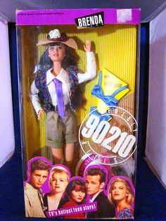 Had one! | Brenda doll from 90210