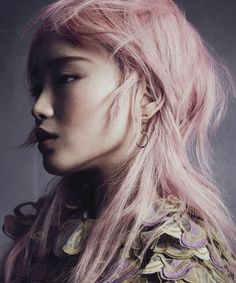 eclectic electric : fernanda ly by nicole bentley for vogue australia november 2015