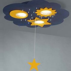 childrens ceiling lighting. You Are My Sunshine Ceiling Light | Kids Rooms Pinterest Ceiling, Lights And Shades Childrens Lighting H
