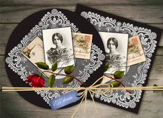 French vintage.Digital collage sheet by EZDessin on Etsy