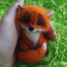 [2016.2.27] Wonder Zoo | Needle Felted Wool Animals Inspiration & Idea | Feltify
