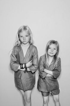 Girls with style #kids #fashion