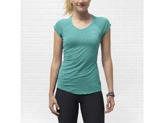 Check it out. I found this Nike Dri-FIT Touch Breeze Short-Sleeve Women's Running Shirt at Nike online.