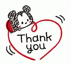 Disney Tsum Tsum (Sketch Style) / Line Sticker Thank You Gifs, Thank You Images, Thank You Quotes, Wallpaper Iphone Cute, Disney Wallpaper, Thanks Gif, Easy Disney Drawings, Bear Gif, Brother And Sister Love