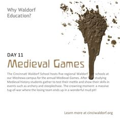 Day 11: Medieval Games