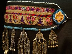 Kuchi tribal belt (XL)