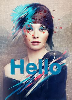 Hello Bank + Pulssart by Adrien DONOT, via Behance