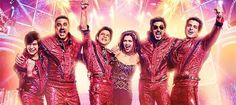 Happy New Year is a Red Chillies Entertainments Pvt Ltd production and the film of the year has earned Rs. 350 crore worldwide (USD 15 million overseas) recently. Happy New Year now makes it to the Oscars Library. The filmmaker – Farah Khan took to social networking website Twitter to share her happiness over the news. She thanked her co-writers for writing the script. The film has lots of dance and music. #Bollywood #shahrukhkhan