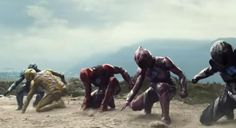 A Super Badass Trailer For The New 'Power Rangers' Movie