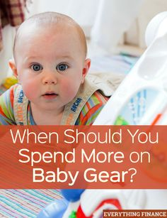 Is it worth it to spend more on baby gear? We take a look at 5 popular baby items and give our verdict on whether or not they're worth the price.