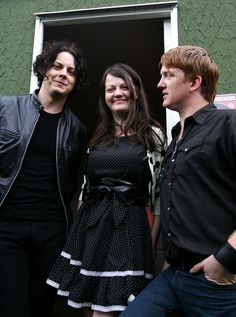 Jack, Meg and Josh Homme                                                                                                                                                     More