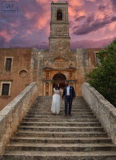 Heraklion, Wedding Day, Wedding Dress, Insta Like, Wedding Photography, Crete Greece, Couples, Bride Groom, Building