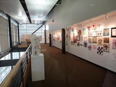 The Exquisite Uterus Project on display at UW-Oshkosh. Thanks to gallery director Emmet Sandberg for all his support. Political Environment, Collaborative Art Projects, Art Gallery, Display, Board, Floor Space, Art Museum, Billboard, Planks