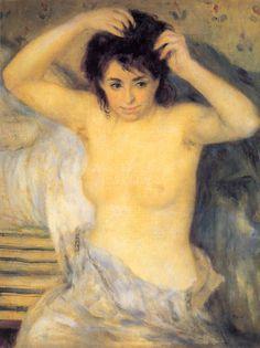 torso, before the bath, renor