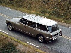 1960–68 Citroën ID 19 Familiale