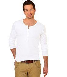 Langarm Shirt Biobaumwolle