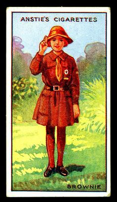 Cigarette Card - Scout Series #7 | Flickr - Photo Sharing!