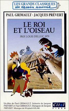 Le roi et l'oiseau, 1980 - Paul Grimault. Recensione: http://nihonexpress.blogspot.it/2012/05/le-roi-et-loiseau.html