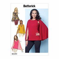 Butterick 6490