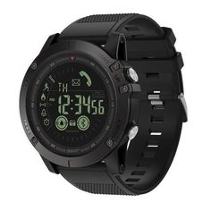 Buy Zeblaze VIBE 3 Waterproof Smartwatch Pedometer All-Weather Monitoring 33 month Standby Remote Camera Smart Watch For IOS Android Sport Watches, Cool Watches, Watches For Men, Men's Watches, Wrist Watches, Watches Online, Fashion Watches, Hiking Gear, Camping Gear