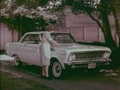 1964 Ford Falcon Commercial With Shirley Booth Hazel. I had a 1964 ford falcon.