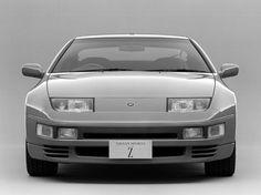 1989–93 Nissan Fairlady Z 300ZX Twin Turbo T-Top (CZ32)