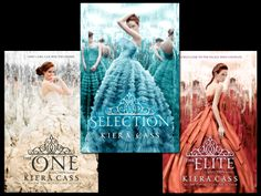 """Selection""  This is basically The Bachelor meets ""The Hunger Games"", but with no death, a.k.a. the best thing ever. Is it fine literature? Absolutely not. Will you read it on your Kindle? Probably (you don't want any potential train boyfriends to see the cover). Do you need to know anything else? No."