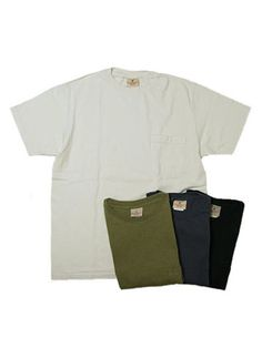 Goodwear/グッドウェアGoodwear/グッドウェア商品詳細 S/S POCKET T/Select Shop River Online Store
