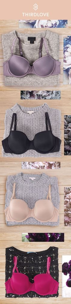 Ready to graduate from Victoria's Secret? Limited time, try our best-selling bra…