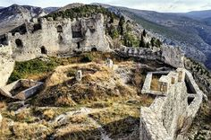 On Hum Hill above Blagaj very close to Mostar is fortress of Herceg Stjepan Kosaca the ruler after whom was named the area of Herzegovina. Although there is a great potential for tourism only half of this valuable historical monument is preserved.  #likebosnia #bosniaandherzegovina #herzegovina #bosnia #touristattraction #tourism #mostar #oldtown #heritage #monument #wanderlust #travel