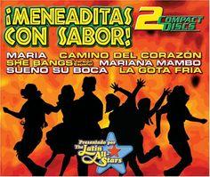 Meneaditas Con Sabor St. Clair Records http://www.amazon.com/dp/B00008L420/ref=cm_sw_r_pi_dp_pIDCwb1RNB0B8