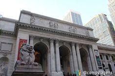 Biblioteca Pública, NY.