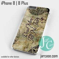 pirates of the caribbean dead men tell no tales 1 Phone case for iPhone 8 | 8 Plus