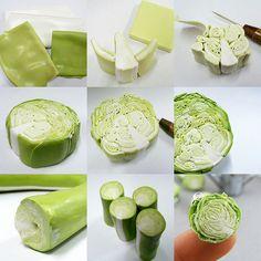 Lettuce cane tutorial