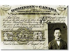This is a Canadian head tax certificate. The Canadian government put a head tax on Chinese immigrants up until 1922 and then banned Chinese people in This ban of Chinese immigrants was in effect up until Canadian Social Studies, Kings & Queens, Immigration Canada, Horrible Histories, Canadian History, Study History, Haunted History, Historical Images, Bad Timing