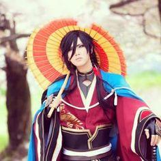 Touken Ranbu cosplay: Izumi no kami Kanesada | CN: Reika from Japan