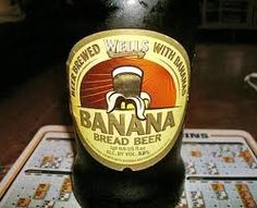 Banana bread flavoured beer.
