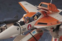 VF-1D Gerwalk Valkirie (Plastic model) Item picture3
